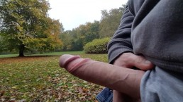 Extreme public pissing and cumming