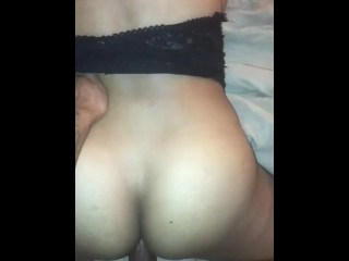 Redbone wife having fun on the dick