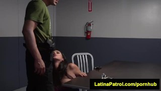 LatinaPatrol Sophia Leone blackmailed