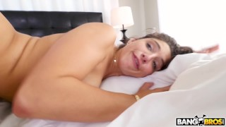 Pawg abella pussy step big gets dick slammed brother danger bangbros by sister parade