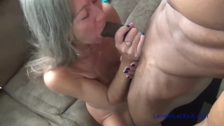 Milf is Horny for BBC Again Riding hardcore