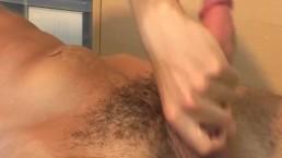 Ilman: arab male's big cock to wank in spite of him.
