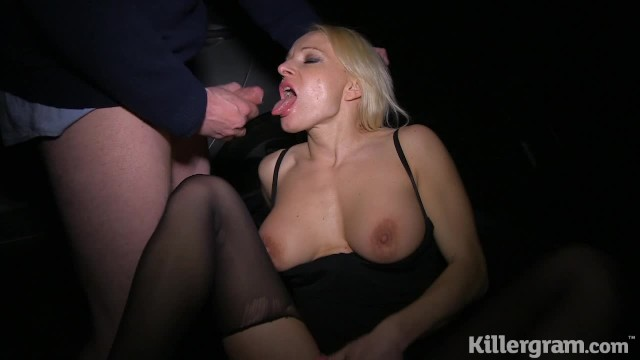 Hot dog cock - Killergram milf tara spades dogging sucking cocks in public