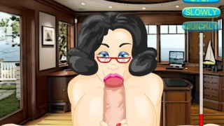 The Mad Professor Game Video Loli doggy