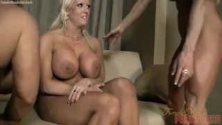All Naked Female Bodybuilder Lesbian Fuck Party