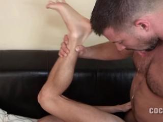 Kyle King and Aaron Blake