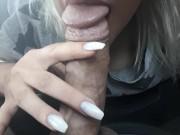 Big Cock Car Blowjob - Princess Poppy
