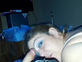 Talking Dirty during Blowjob