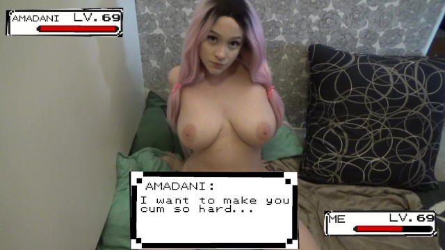 Porn with sex toys - Wanna fuck my ass or pussy interactive porn video