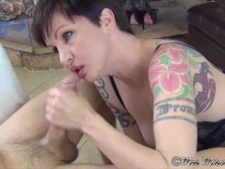 Mom Boy Porn Anal Rough Handjob, Cruel Edging, Amateur Big Dick Cumshot Fetish Handjob Milf Exclusiv