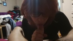 Liza blowjob 2