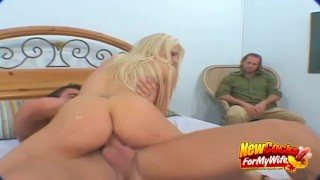 Mason top candy on busty wife blonde wife