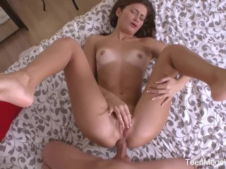 Anal Beauty.com -Nita Star- Cute Girl With Awesome Body Worships a Fat Cock