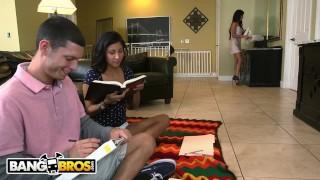 BANGBROS Boyfriend Dreams Of Fucking Girlfriend's MILF Stepmom
