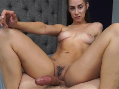 Couple domination dildo