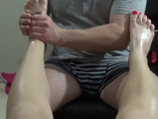 Sex hard girls foot job teaser - for the full video go to maneyvids com/aussiebeauty b
