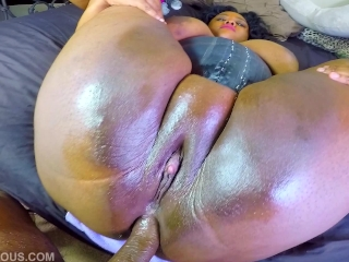 This fuckslut with immense bra-stuffers want to make them juggle firm!