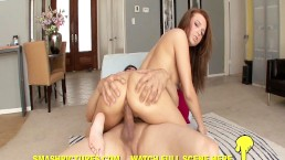 Pressley Carter Learns to Fuck BIG Cocks