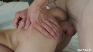 Sydney Cole Fucked Hard and Filled With Cum