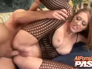 Angelica And Sandra In A Foursome