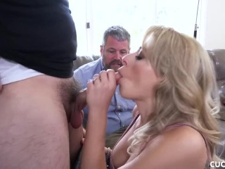 Under Her Skirt Zoey Monroe Tries Couples Therapy But She Wants To Be Fucked, Blonde