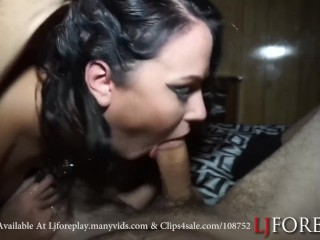 Seductive Oral Leads To Throat Fucking - LJFOREPLAY
