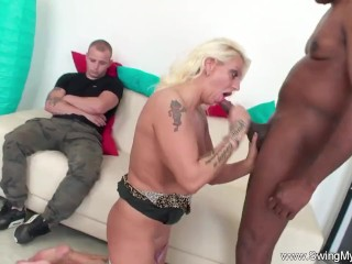 Housewife hot sex video