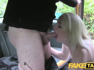 Something Fake horny blonde fucked over taxi bonnet amusing phrase