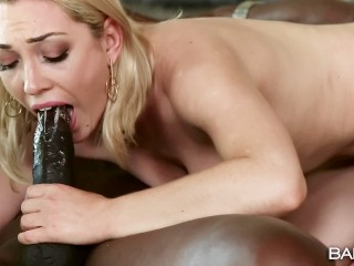Yoruba Babes Fucking, Babes- Blonde babe Lily Labeau takes her drivers BBC In her pussy Babe