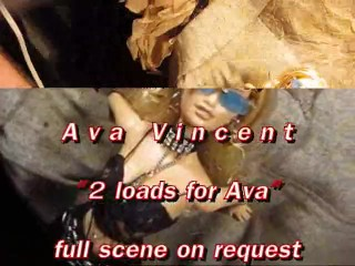"BBB preview: Ava Vincent ""2 loads for Ava@ (cumshot only)"