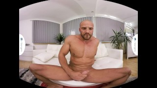 Gay in porn vr sexy masturbates bald the thomas shower vr handjob