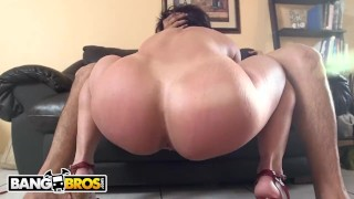 Preview 4 of BANGBROS - Big Ass MILF Kendra Lust Fucked By Juan Largo on Ass Parade