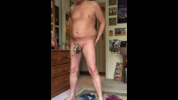 Stripping Down to my Tuggie