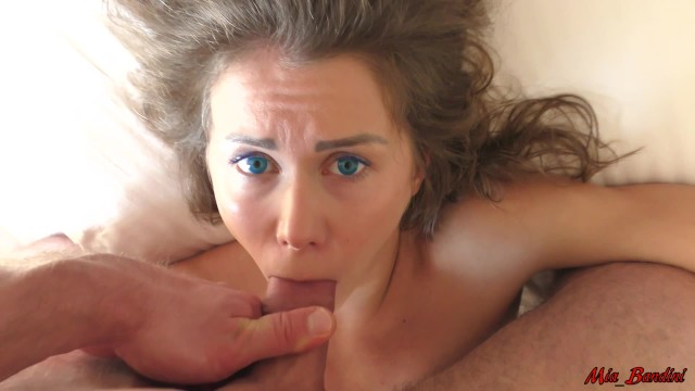 Wakes Up Cock Her Mouth