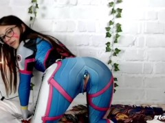 Hot Highlights From First MV Takeover! (ft. D.Va Overwatch)