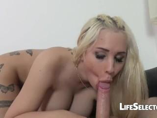Kyra Hot – Busty goddess enjoys being fucked hard