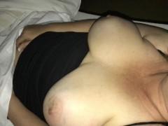 Horny Wife Early Morning Masturbation - My Very 1st Homemade Video