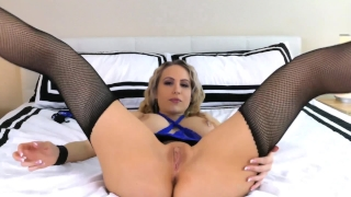 Little Anal Slut JOI - Katie Banks Natural gape