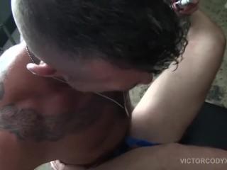 Sling Fucking Hardcore Gay Sex Orgy