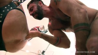 Barebacked fucked molinas fist antonio and cjxxx fisted