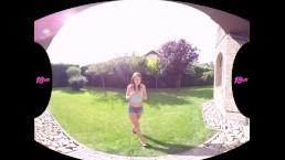 18VR.com Brunette Teen Katy Rose Wants Hard Anal POV