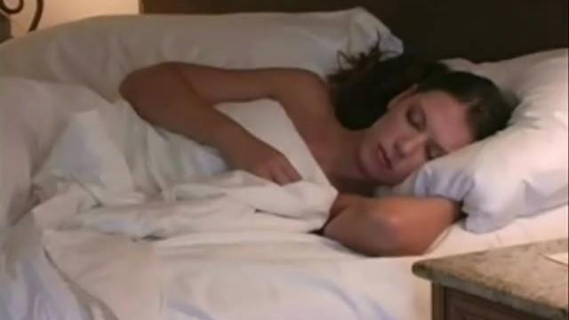 Sleeping girl naked - Naked sleeping girl 2
