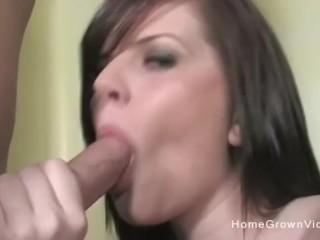 Lexi Carmel Sucking Hard Cock Like A Champ