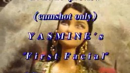 BBB preview: Yasmine's First Facial (cumshot only)