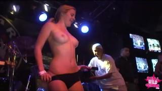Insane Real Wild Slut Contest Pt2