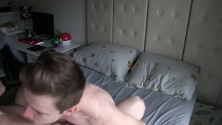 LindseyLove Real Sex and Riding Shaved cock
