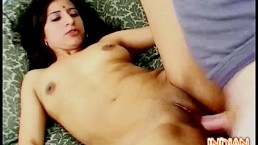 3some With A Hot Nympho Indian