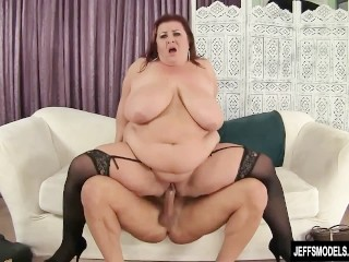 Husband shares bbw slut wife