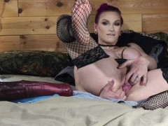 Lily Skye extreme pussy penetrations