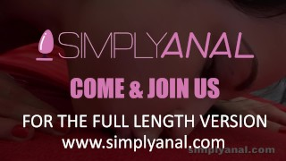 Simplyanal - Ass to mouth for anal sex addict